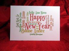 Jimjams - Tagxedo Happy New Year card