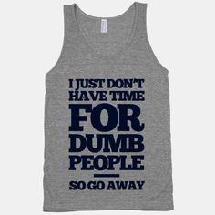 Dumb People (tank)
