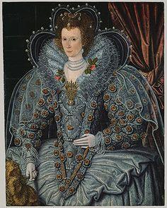 Queen Elizabeth I - Renaissance 16th Century