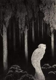 Hish, Lord of Silence by Sidney Sime