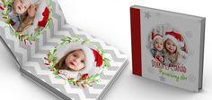 Karácsonyi fotókönyv design. Készítsd el oktató videóm segítségével és töltsd le a fotókönyv sablont hozzá itt: http://webdesignsuli.hu/webdesigner_blog/karacsonyi-fotokonyv/