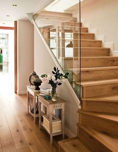 Kite turn staircase