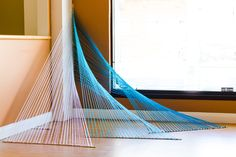 Two new yarn art installations | Knits for Life