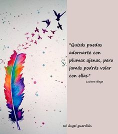 Plumas ajenas* Heart Quotes, Life Quotes, Quotes En Espanol, Love You, My Love, I Promise, Never Give Up, Dream Catcher, Nostalgia
