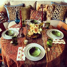 Thanksgiving Table: Eddie Ross - Design*Sponge