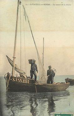 Svss - Le retour de pêche