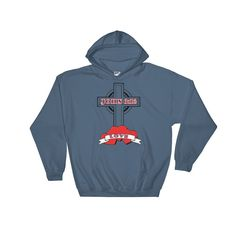 John 3:16 Hooded Sweatshirt