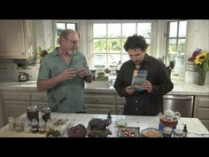 David Wolfe and Ron Teeguarden on Superfoods and Superherbs