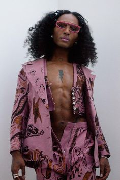 Jay Boogie ph Campbell Addy for I-d Afro Punk, Look At You, Poses, Editorial Fashion, Fashion Photography, Menswear, Street Style, Style Inspiration, Fashion Outfits