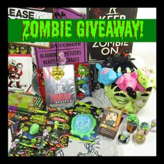 Enter to win this awesome zombie prize pack we're giving away! Enter Here: http://www.zombiegift.com/zombie-blog/2015/10/31/zombie-giveaway-zombiegift-com-is-sending-october-and-2015-out-with-a-bang/ #OctoberOutbreak #Zombies #ZombieGiveaway