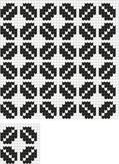 Rake the exact letter Tapestry Crochet Patterns, Fair Isle Knitting Patterns, Knitting Charts, Knitting Stitches, Knitting Designs, Cross Stitch Designs, Cross Stitch Patterns, Mochila Crochet, Crochet Cord