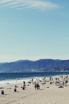 California... where the mountains meet the ocean - that's where I wanna meet you.