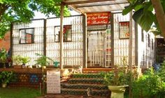 How To Build a Free Garden Storage Shed (+ 8 More Inexpensive Ideas)