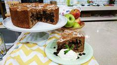 Torta holandesa de manzanas
