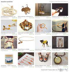 #fashion #trends #autumn #jewelry #handmade