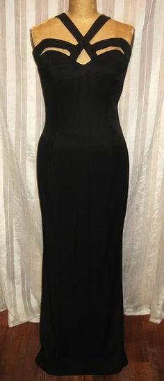 black dress indecent proposal