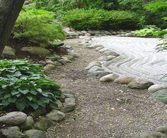 river rocks for landscaping | River Rock Landscape Decoration for Nice Backyard