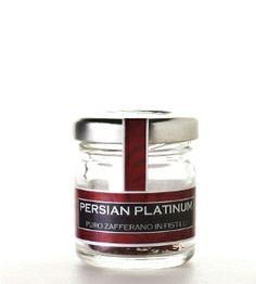 Purissimo #zafferano in pistilli (crocus sativus) nella qualità Persian Platinum