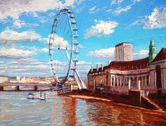 Jeremy Sanders - London Eye