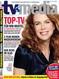 TV-MEDIA ePaper Deutsch Magazine - Buy, Subscribe, Download and Read TV-MEDIA ePaper on your iPad, iPhone, iPod Touch, Android and on the web only through Magzter