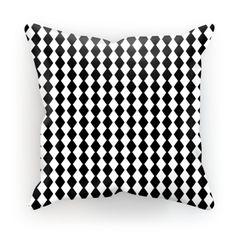 Diamond Stripes Cushion