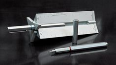 The Apollo Technical Pen and Drafting Scale by Pranay & Paul
