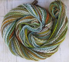 Canterbury yarn - gorgeous color combination