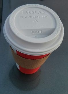 How to ruin someone's morning coffee.