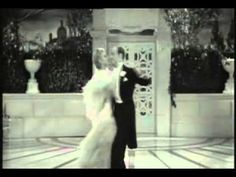 """Fred Astaire performing """"Cheek to Cheek"""" in the movie """"Top Hat"""" (1935). I'm uploading cause i found only the video with spanish subs so if u dont need them this one should be better ;)    love love this movie :)    Heaven, I'm in Heaven,  And my ..."""