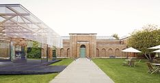 The Dulwich Pavillion - new for summer 2017 in London