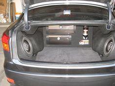 speaker system setup for car | Aftermarket Sound System Owners Post Your Setup!