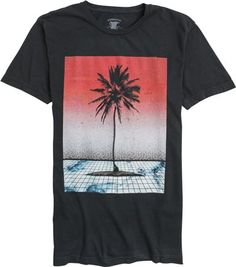 FREEDOM ARTISTS CYBER PALM SS TEE Image
