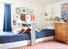 Having two or more boys nearing in age in the house at the same time can be quite a handful. Double the energy, double the bathtime protests, and double the amount of messy rooms! The thought alone is enough to …