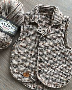 Knitted Baby Clothes, Baby Knitting, Sweaters, Fashion, Tejidos, Dressmaking, Make Your Own, Moda, Sweater