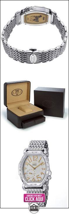 Fendi F84234H - Reloj para mujeres color plateado  ✿ Relojes para mujer - (Lujo) ✿ ▬► Ver oferta: http://comprar.io/goto/B005XPOCGU
