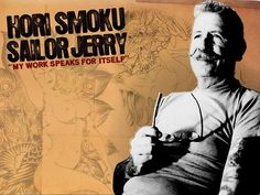"""Hori Smoku Sailor Jerry - Trailer by curious distribution. Hori Smoku Sailor Jerry is a feature length documentary exploring the roots of American tattooing through the life of its most iconoclastic figure, Norman """"Sailor Jerry"""" Collins. Considered by many the foremost tattoo artist of all time, Collins is the father of modern day tattooing, whose uncompromising lifestyle and larger than life persona made him an American legend. Through rare interviews, photographs and hours of archival…"""