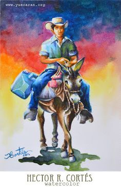 Time Images, Tegucigalpa, Gandalf, Donkeys, Prismacolor, Honduras, Arts And Crafts, Fantasy, Artwork