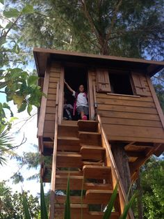Tree house, little french key Little French Key, Roatan, House Styles, Home Decor, Scenery, Decoration Home, Room Decor, Home Interior Design, Home Decoration