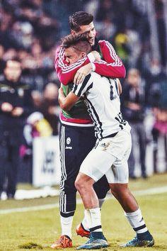 Morata & Dybala