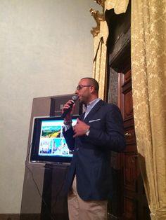 Esperienza #AlTrasimeno e il mentore @Luca_Preziosi unici in Europa @mvguasticchi  foto di @ChiaraDall