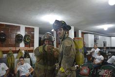 playing hero Photo by Gábor T. — National Geographic Your Shot Guatemala City, National Geographic Photos, Your Shot, Amazing Photography, Shots, Firemen, Hero, Community, Volcano