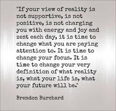 You View Of Realityu
