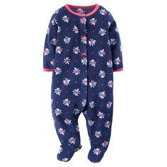 Pijama Termica en Microfleece 115g028 $38.000,00COP  Suave y tierno Microfleece mantendrá su niña calienta, en tiempo de sueño o en cualquier momento. La cremallera facilita cambios del pañal. Ideal para climas fríosBroches de tobillo a la barbillaBroch...