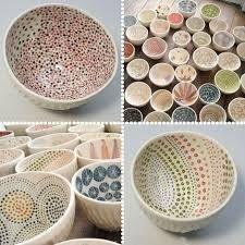 Resultado de imagem para paint your own pottery ideas