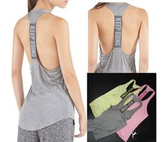 Cheap running shirts women sport, Buy Quality sport shirt women fitness directly from China shirt quick dry Suppliers: women Performance raceback sport tank tops loose fitness running breathable sports shirt workout quick dry vests Loose Tank Tops, Basic Tank Top, Good And Cheap, Yoga Wear, Keep Going, Sports Shirts, Workout Shirts, Sport Outfits, Athletic Tank Tops