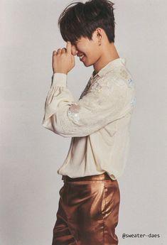 Daesung - Delight 2 Album Photobook Daesung, Vip Bigbang, Choi Seung Hyun, G Dragon, Yg Entertainment, Fandom, Kpop, Ringa Linga, D Lite