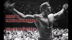 Arnold Schwarzenegger - Real Motivation - Motivational Rules To Be Successful #successquotes #success #motivation #inspiration #motivate #entrepreneur #quotes #homebusiness #life #personaldevelopment