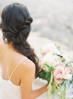 Blush bridal inspiration | Kylie Martin Photography | Charlottesville Wedding Photographer | Virginia Film Photographer www.KylieMartinPhotography.com