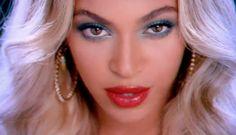 Beyonce wears Bright Neon Lipsticks with her girls in BLOW Music Video | Bright Lipsticks