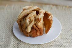 Peanut Butter Pull-Apart Muffins